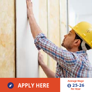 Plaster, Drywall Installer and Finisher and Lather
