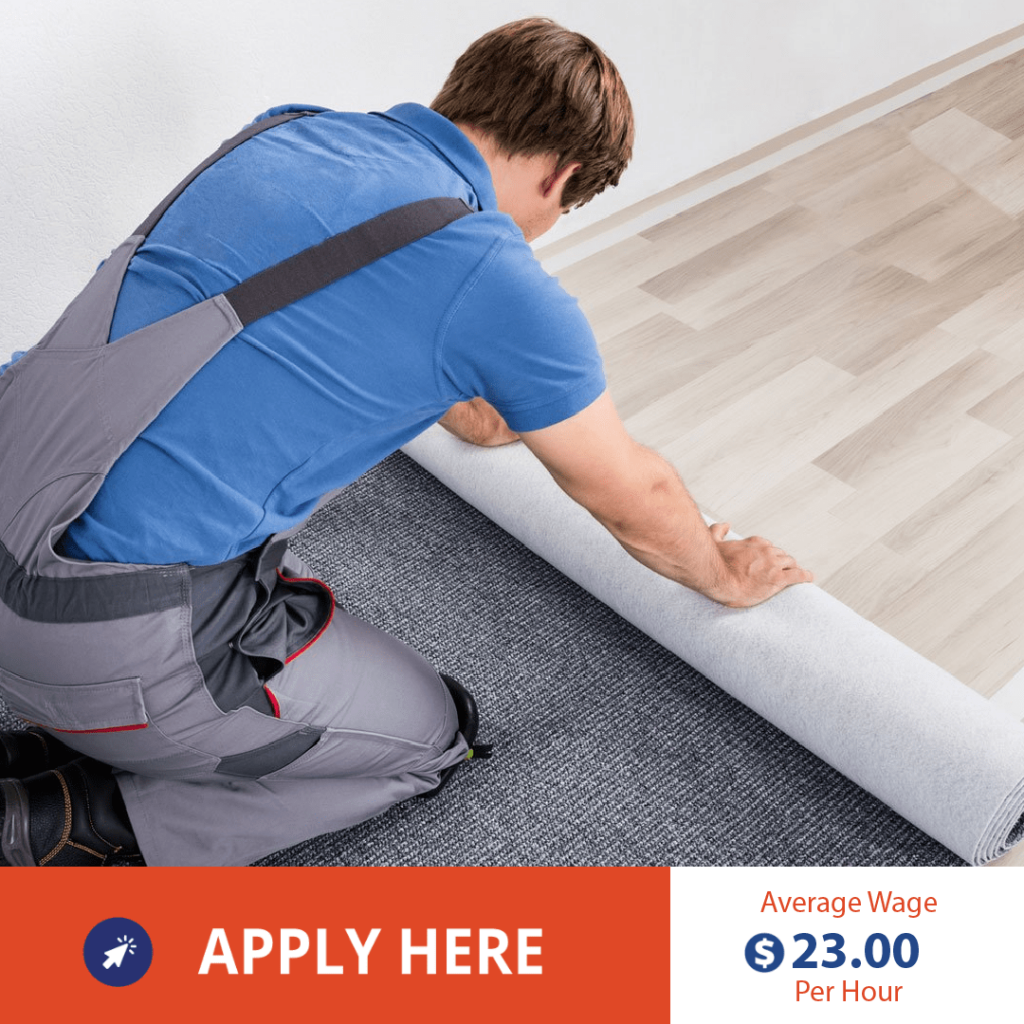 Carpeting Installers